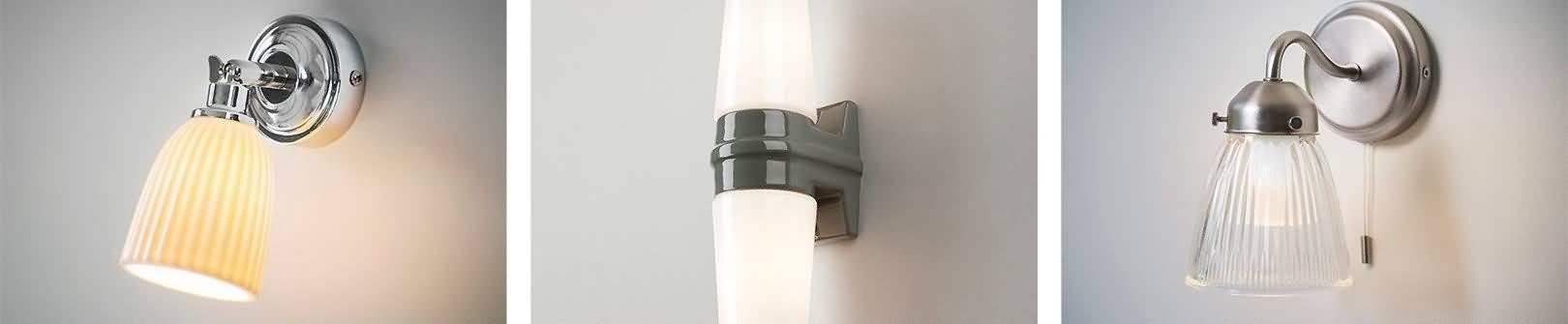 Lumières de salle de bain