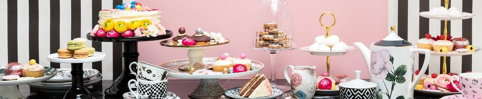 Supports de gâteaux