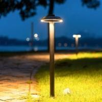 Lampe à gazon