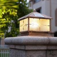 Lampe pilier