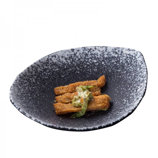 Bol à salade aux fruits créatif Style japonais Céramique Vaisselle Vintage Vaisselle / Dessert Snack Bols Soupe Riz Porte Décoration