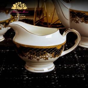 15 PIECES Tasse à café en os Tasse à thé de style européen en céramique anglais après-midi tasse à café