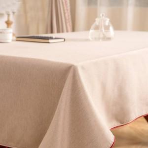 Luxe Nappes Solides Toalha De Mesa Ménage De Nettoyage Fournitures De Table Nappe Accepter Sur Mesure Manteles Para Mesa, Voiture-couvre
