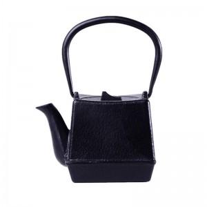 Théière japonaise de théière de pot de thé de fer de fonte de 750ml japonaise avec le filtre en métal 750ML d'infuseurs de thé de Kung Fu authentiques