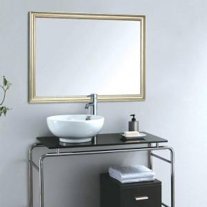 A1 européen salle de bain miroir frontière étroite maison pendaison murale porche salon maquillage miroir wx8221449