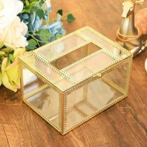 Boîte de rangement pour serviettes en papier, Net, boîte de rangement pour bijoux