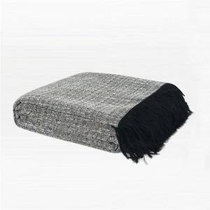 Tous les allumettes de lit Pure Cobertor Automne Hiver Canapé Hôtel Couverture Couverture Manta Portable Noble Décorations De Noël Pour La Maison