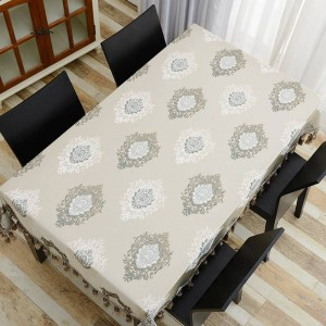 Incroyable Design Nappe De Table Fine De Luxe Fine Gland Toalha De Mesa Euro Nappe Royal Couvre Table