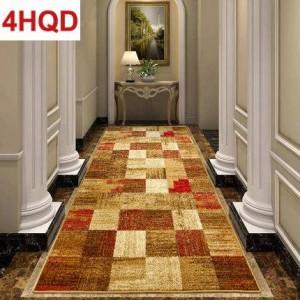 Minimaliste américain salon table basse tapis moderne simple européen chambre couverture de lit tapis tissé peut être personnalisé