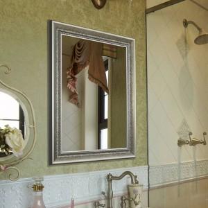 Miroir de salle de bains miroir mural rétro miroir de maquillage chambre wx8221416