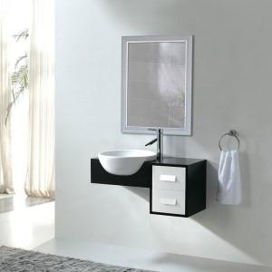 Miroir de salle de bains étanche miroir suspendu vanité miroir porche chambre salle à manger miroir wx8221549