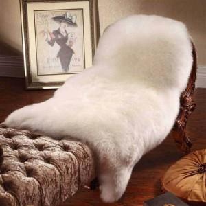 Tapis de tapis australien 100% laine véritable tapis tapis housse de protection peau de mouton en tapis de sol de salon