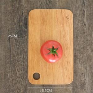 outils de cuisine convivial rectangle planche à découper en bois massif armoire épaississement planche à découper fruits planche à découper planche à pain