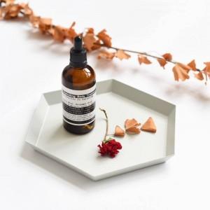 Plateau de stockage de bijoux moderne minimaliste plateau de gâteau créatif aroma bureau clé plateau de cosmétiques