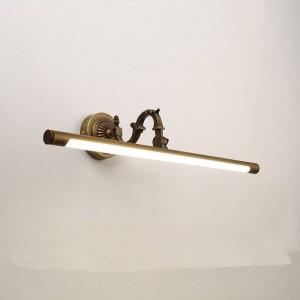 Maquillage Nordique Hanglamp LED Cuivre Miroir Phares Américain Armoire De Salle De Bains Lampe Home Deco Applique Murale