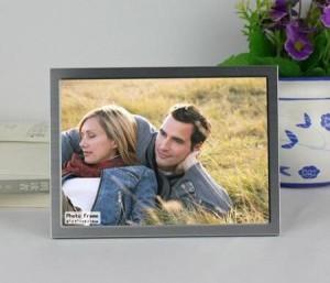 Cadre photo en métal 7 cadeaux photo combinés