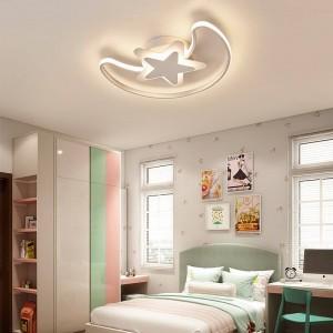 Nouvelle LED plafond forme colline décoration plafonnier led salon chambre moderne maison dimmalbe éclairage luminaire teto