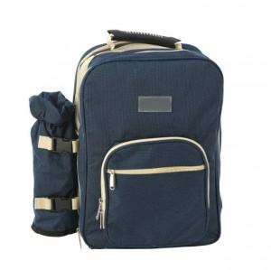 Sac de coutellerie portable quatre personnes sac de pique-nique sac de pique-nique voyage en plein air ensemble camping pique-nique multifonction camping batterie de cuisine