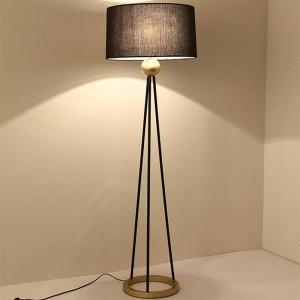 Post moderne Art Decoration lampadaire design lampadaire debout bureau bureau décoration de la maison E27 lampe