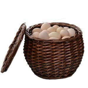 panier de rangement en rotin panier à provisions en osier panier à oeufs en bambou et corbeille de fruits