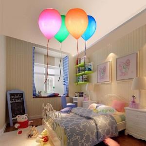 Simple Enfants Chambre Lumière, Ballons Plafonniers Chambre Chambre Garçons Et Filles Étude Creative Restaurant Led Plafonnier