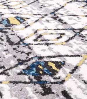 Simple moderne nordique géométrique abstrait salon table chambre tapis salle de mariage couverture complète de chevet ins salle blanke't