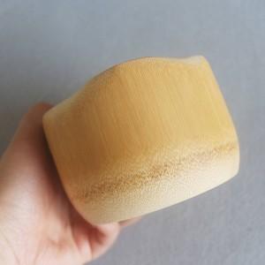 Collation Vaisselle Bol en bambou Dessert Cuisine Alimentation pour bébé Fruits Forme de feuille Assiette à la main naturelle Plats de service Salade
